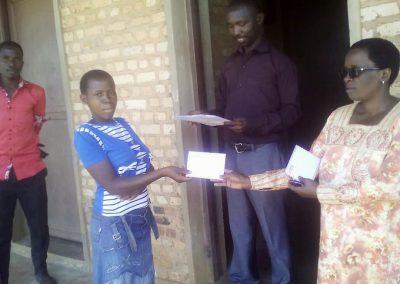 Consegna del premio (1)