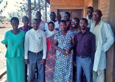 Genitori e docenti presenti alla cerimonia (1)