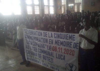 La Messa nella chiesa di Butezi (1)